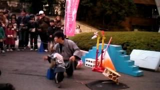Japanese Monkey , wow! (SARUMAWASHI)