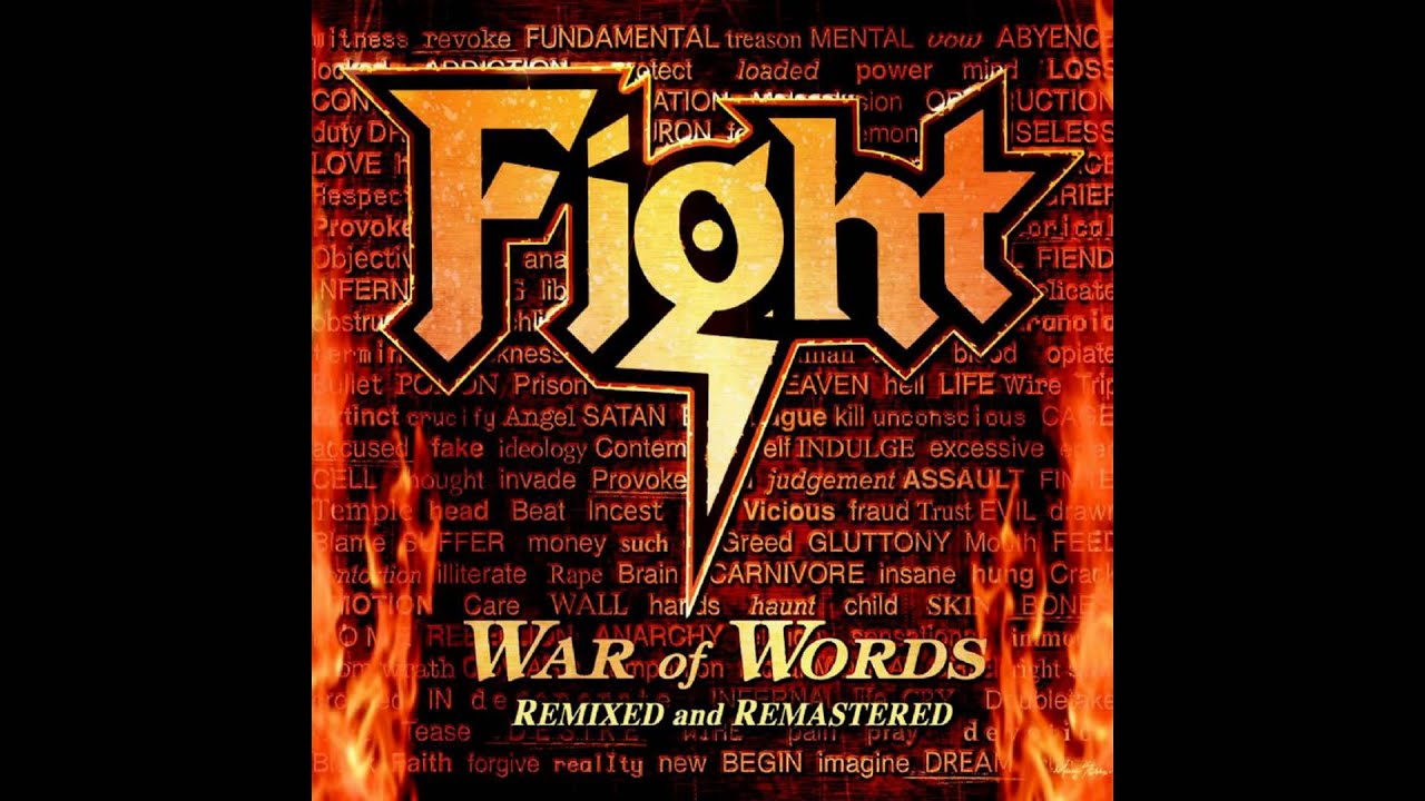 Fight - War of Words - Remastered (Full Album) - 1993 ...