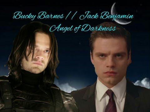 Bucky Barnes / / Jack Benjamin Angel of Darkness