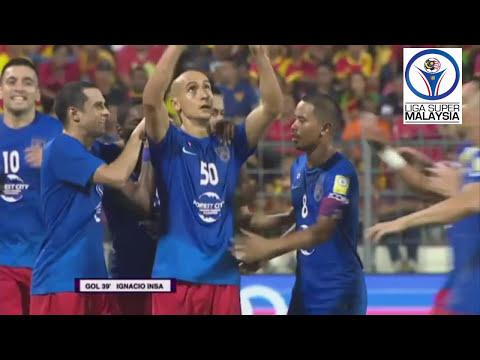 Selangor vs JDT 2 - 1 | Liga Super 2017