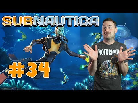 Sips Plays Subnautica (7/2/18) - #34 - Neptune Gantry