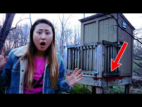 SEARCHING FOR STEPHEN SHARER (HAUNTED ABANDONED HOUSE 😱)