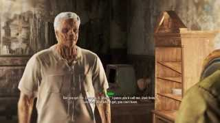 Nick Valentine Companion Quest ENDING - Fallout 4 PC Max Graphics
