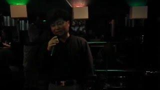 松本寿男さんが、素敵に歌い上げました。