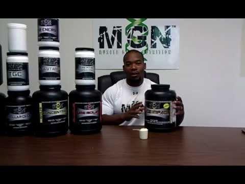Muscle Gauge Nutrition Huge Impact