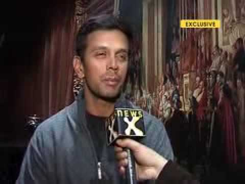 Exclusive: Rahul Dravid on his new role