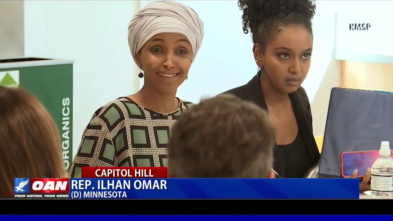 Reports: Rep. Omar pays nearly $879K in campaign funds to new husband's consulting firm