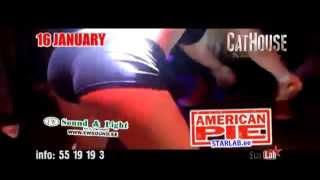 16.01 American Pie – Birthday Sex! @ CatHouse club Tartu mnt.17.info: 55 19 193