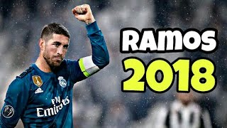 Sergio Ramos 2018 -Defending Skills & Tackles 2018 | HD