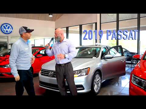 The all New 2019 Volkswagen Passat - South Motors VW