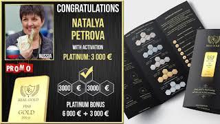 Real Gold отзыв клиента Наталья Петрова Россия