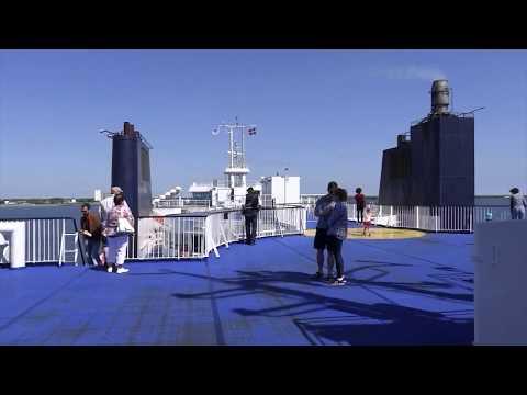 Denmark & Germany - Scandlines M/F Schleswig Holstein Ferry Full Tour (2018)