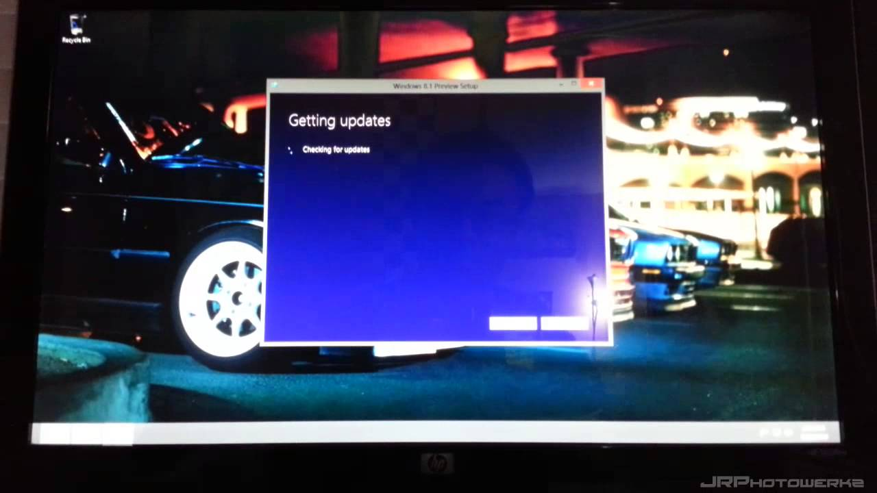 How To Install Windows 8 1 Preview Iso Method