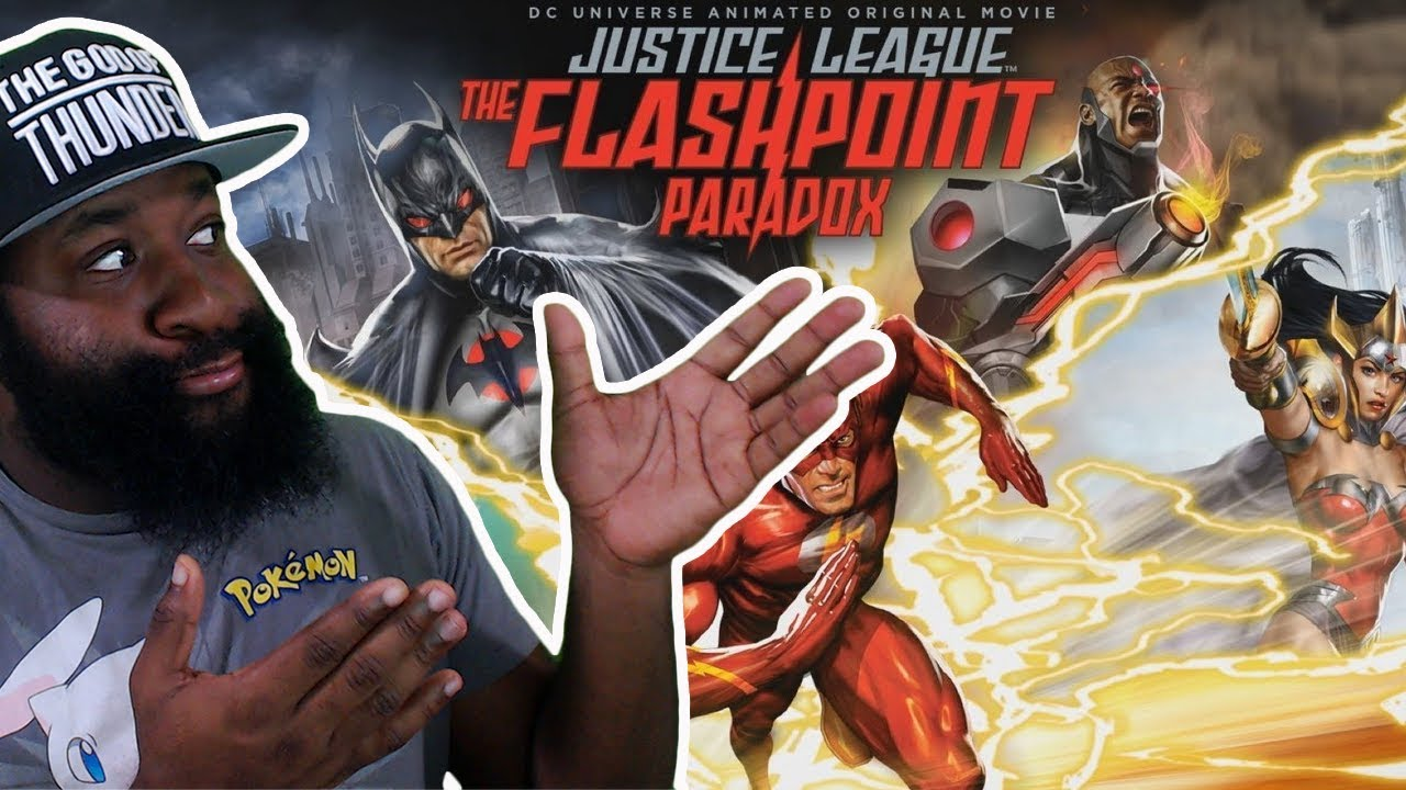 Download What 'Justice League: The Flashpoint Paradox' Showed Me