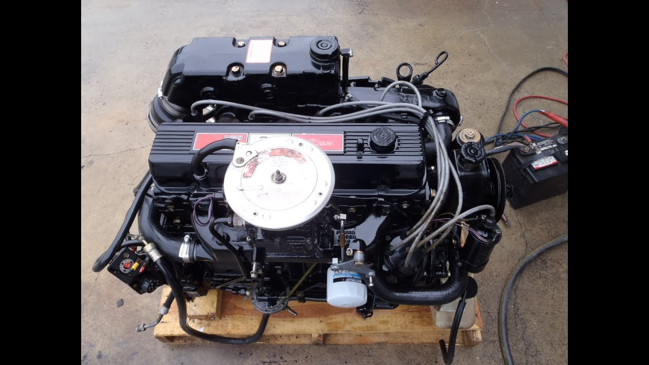 hight resolution of c337125 used 1988 mercury mercruiser 3 7 litre mcm alpha engine model 437s100as