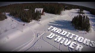 Vidéo d'hiver - Au Chalet en Bois Rond