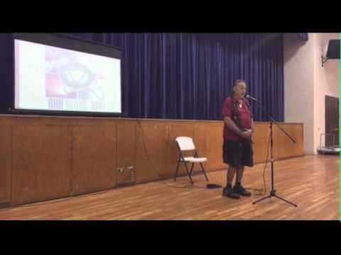 'Aha Aloha 'Āina ma Wai'anae Opening Pule and Presentations