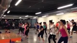 MASTERCLASS OCHENTERA - A este lado de la carretera (danza