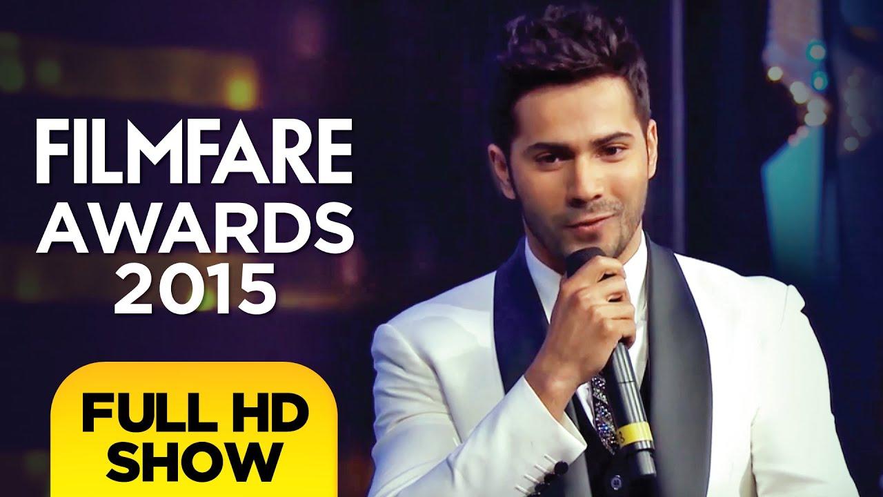 62nd filmfare awards 2017 full show download