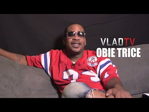 Obie Trice Raps Verse From