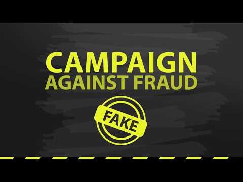 Social campaign #FraudOff (#atkrāpies) case study