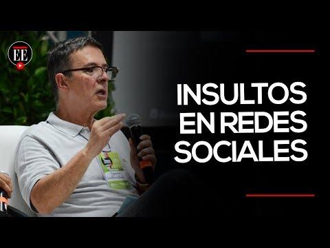 Ignacio Greiffenstein renunció tras insultar a las seguidoras de Petro | El Espectador
