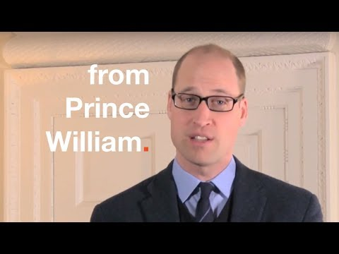#JackSummit 2018: A message from Prince William, Duke of Cambridge