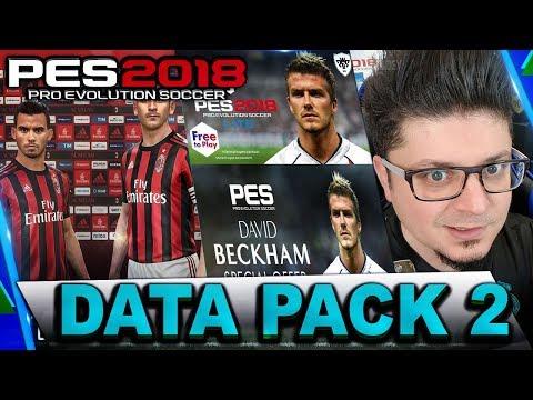 PES 2018 DATA
