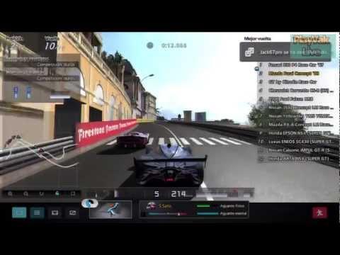 """[Guia GT5] """"B-Spec Challenge Nº5"""" - Evento de Temporada 26/04/2012"""