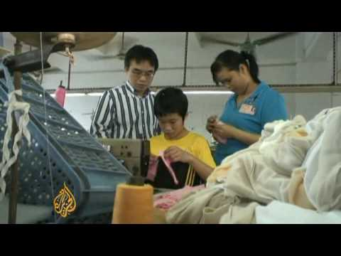 China's cheap labour dries up