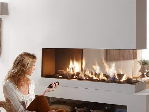 Газовый камин для квартиры без дымохода