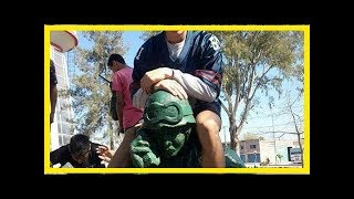 Los 15 minutos de fama de una banda de cumbia desconocida - Noticias