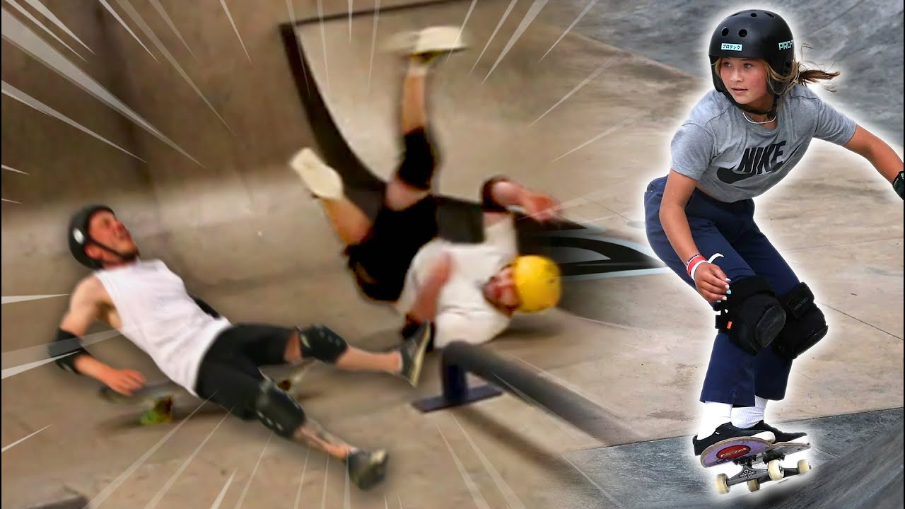 Olympics-Level Skateboarding Isn't All 13-Year-Old Sky Brown Can ...