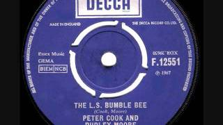 Peter Cook & Dudley Moore - The L.S. Bumble Bee - 1967 45rpm