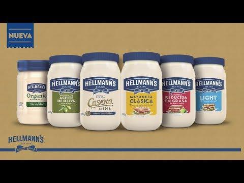 Descubre la nueva Hellmann's®