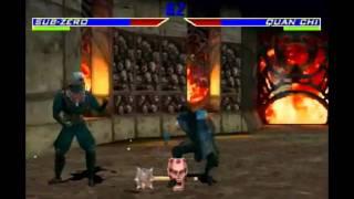 История сериала Mortal Kombat