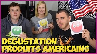 Blondie, Saradine & Siphano | Dégustation américaine : Julien vomit en direct