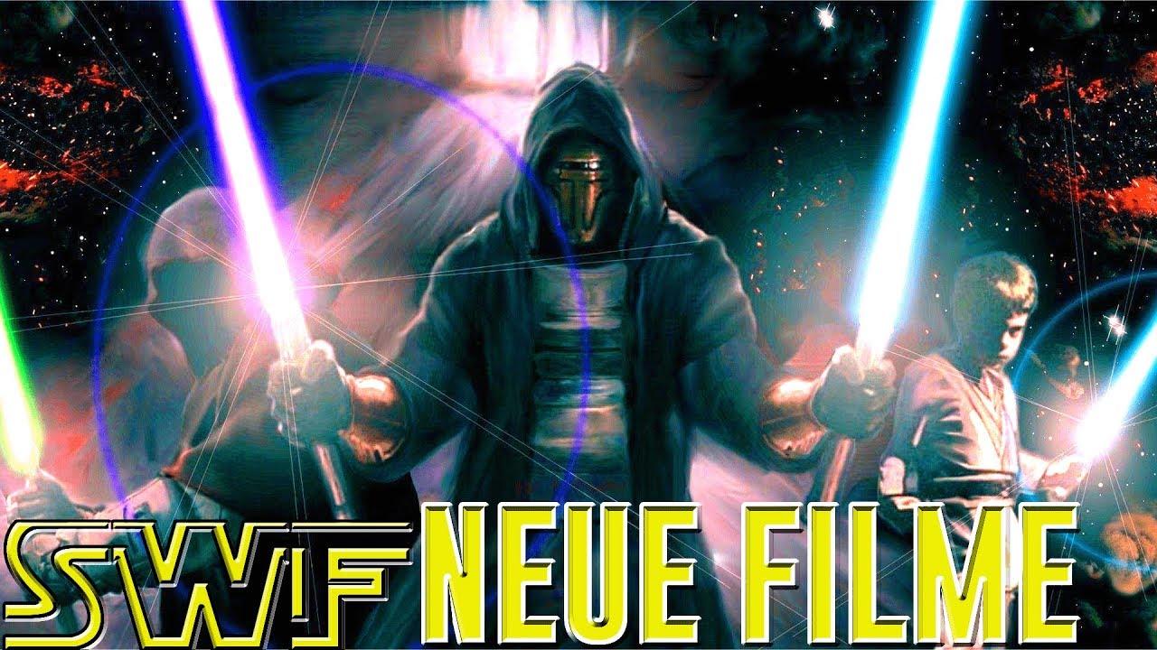 Neue Star Wars Filme Angekündigt Youtube