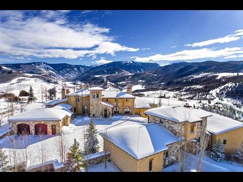Luxury Vail Valley Estate in Edwards, Colorado