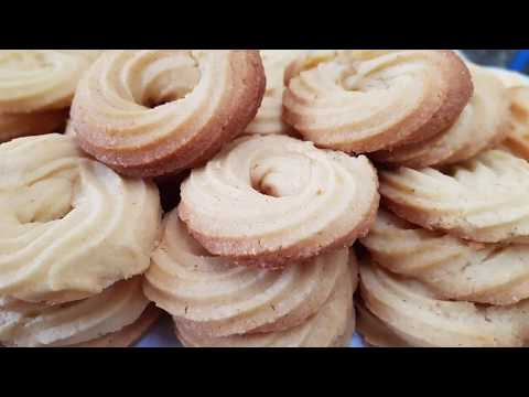 SUPER EASY SPECIAL BUTTER COOKIES (recipe Sa Aking Bakery)