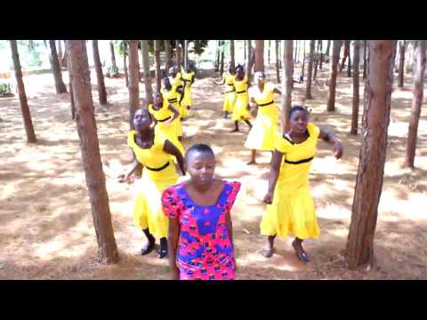 Bwana Ni Mchungaji || Ujasili Choir || Official Video 2017