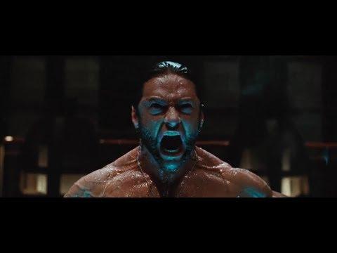 X-Men Origins - Lab Escape Scene (Tamil)