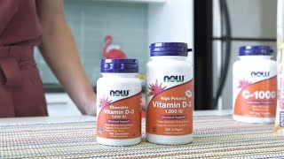 Dawn jackson blatner, rdn, explains the benefits of adding vitamin-d to your supplement routine, including achieving and maintaining bone mineral density and...