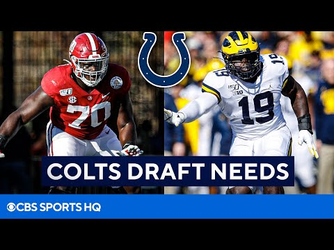 Indianapolis Colts Draft Needs [2021 NFL Draft Preview] | CBS Sports HQ