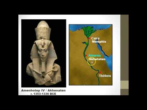 The Amarna Period of the New Kingdom