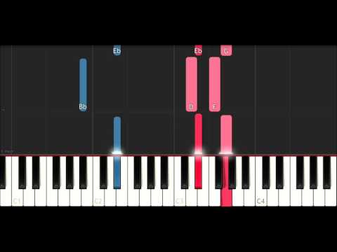 XxxTentacion - Snow (SLOW EASY PIANO TUTORIAL)