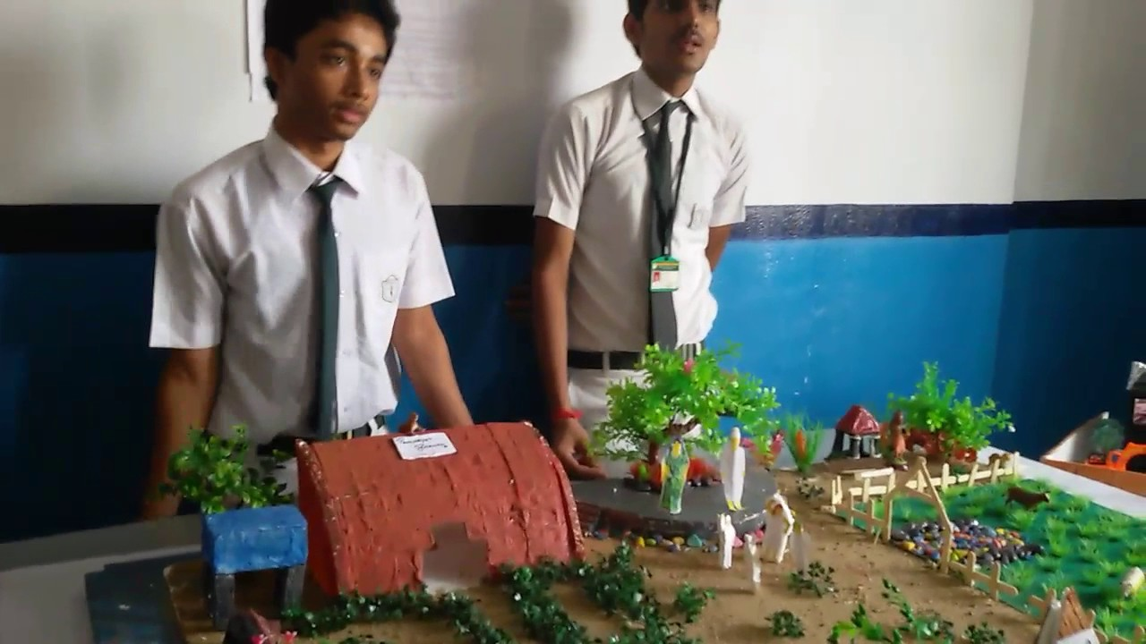Top D Exhibition Model : Social science working model youtube