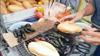 """Food For Good #213: Khách nước ngoài chết mê ổ bánh mì bò lá lốt """"nửa đô"""" phà Vàm Cống"""