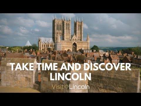 Take Time and Discover Lincoln