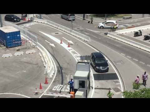 Puerto de Algeciras sin control-Le port d'Algesiras sans controle